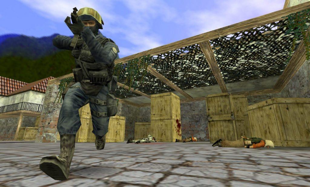 Скачать Counter-Strike 1.6