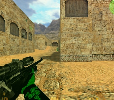 Counter Strike 1.6 Razer Edition