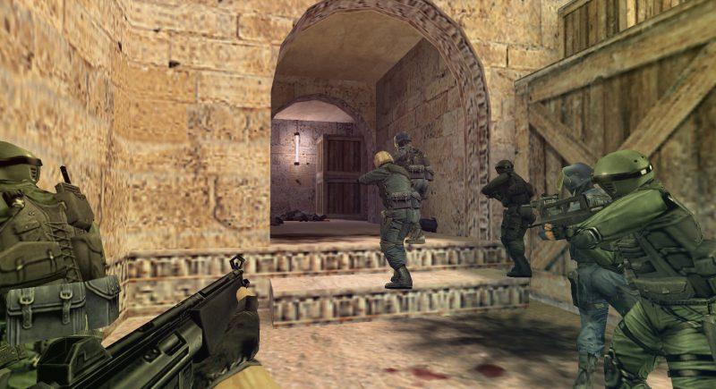 Counter-Strike 1.6 стандартная