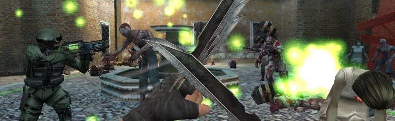 CS 1.6 Zombie mod
