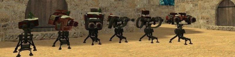 КС 1.6 Пушки-лазеры