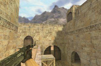 Модель «АК 47 Черный картель» для Cs 1.6
